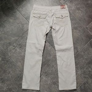 True Religion jeans Billy big t bootcut size 31.